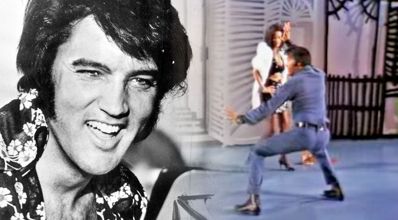 Funny Songs | This Compilation Of Elvis Presley's Silliest Moments Will Have You Falling In Love (VIDEO) | Country Music Videos