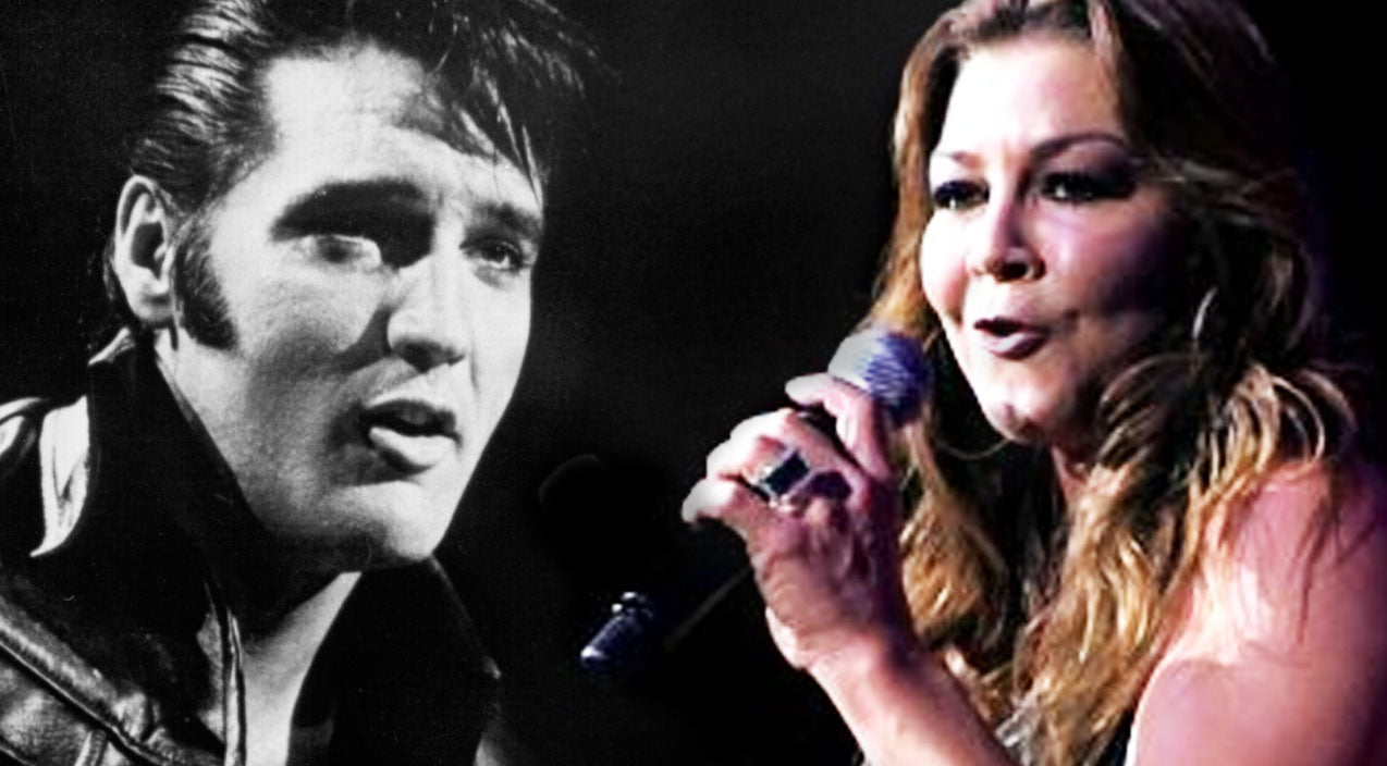 Modern country Songs | Elvis Presley & Gretchen Wilson Shine Like Stars In Magical Christmas Duet | Country Music Videos