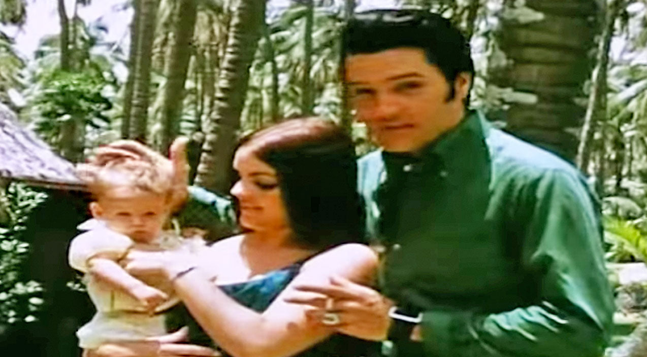 Priscilla presley Songs | Elvis Presley's Private Home Movies Will Make You Miss Him Even More | Country Music Videos