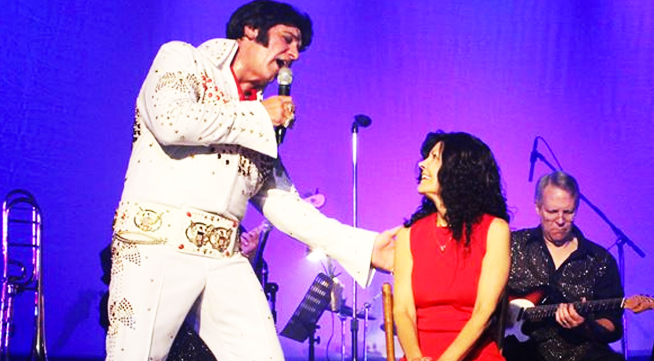 Elvis presley Songs | Husband Completes Dying Wife's Bucket List By Performing As Elvis | Country Music Videos