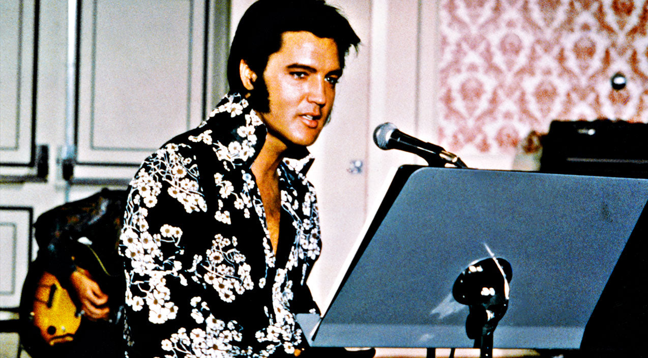George jones Songs | Elvis Presley's Home Recording Of 'She Thinks I Still Care' Is Pure Heartbreak | Country Music Videos