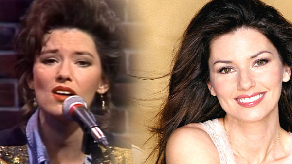 Shania twain Songs   Entertainment Desk - Shania Twain Interview Before She Became a Superstar   Country Music Videos