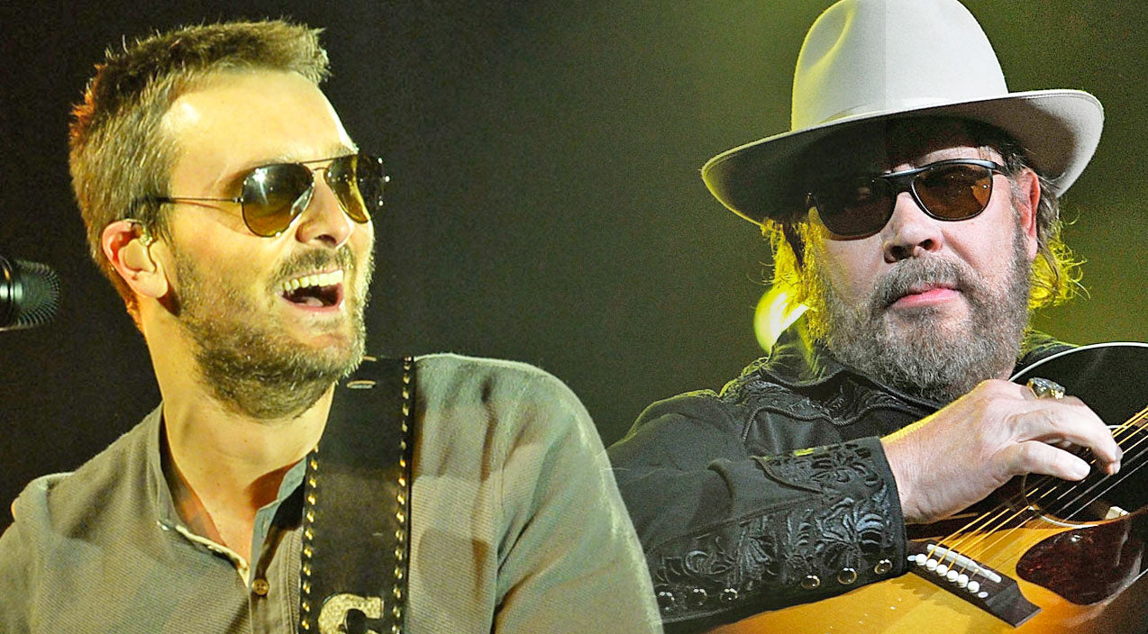 Hank williams jr. Songs | Hank Williams Jr. And Eric Church Share Exciting News For CMA Awards | Country Music Videos
