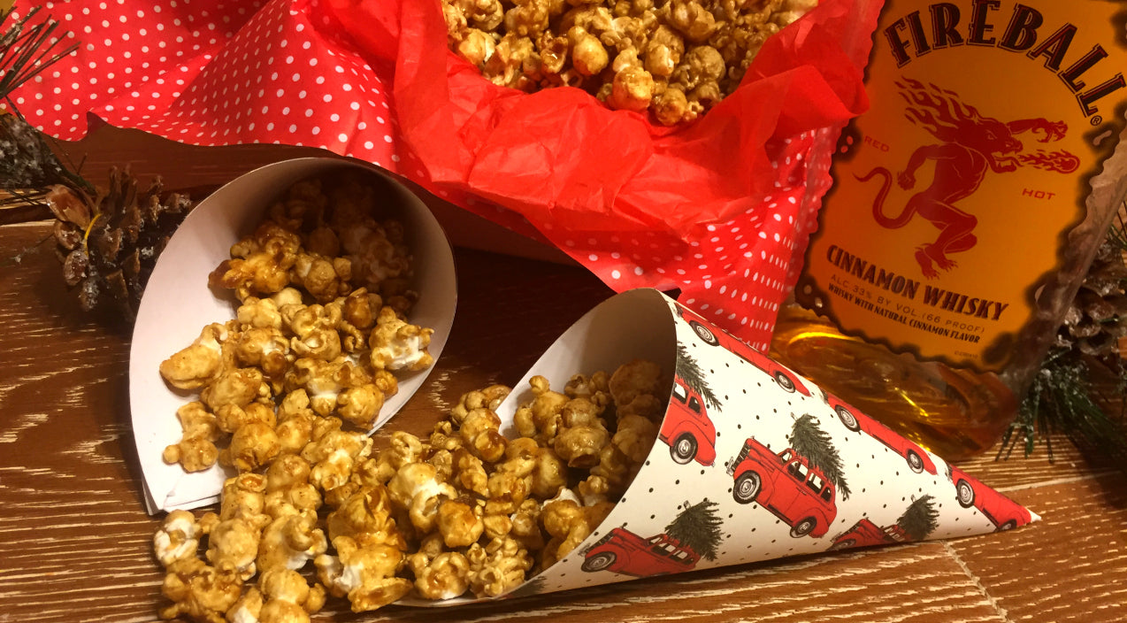 Fireball Caramel Popcorn Is A Christmas Party Must-Have | Country Music Videos