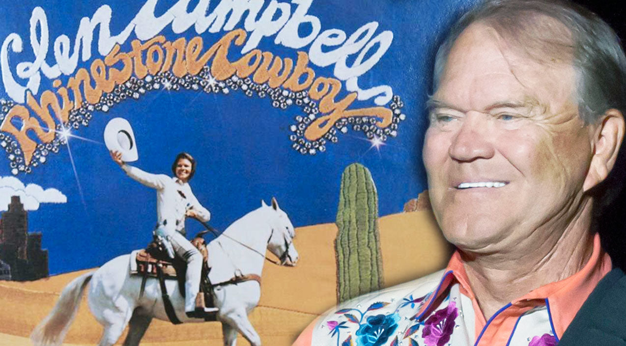 Glen campbell Songs | Glen Campbell Reveals 40 Year Old, Unreleased Song,