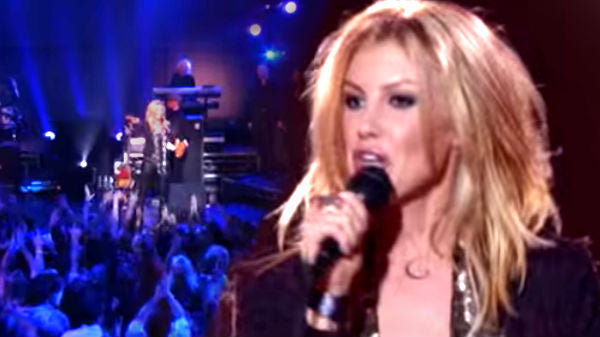 Faith hill Songs | Faith Hill - If You're Gonna Fly Away (Live) (VIDEO) | Country Music Videos