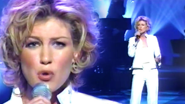 Faith hill Songs | Faith Hill - Let Me Let Go (ACM 1998 Live) | Country Music Videos