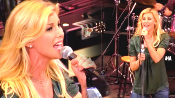 Faith hill Songs | Faith Hill - Red Umbrella (LIVE) | Country Music Videos