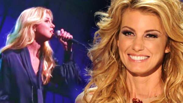 Faith hill Songs | Faith Hill - Stronger (Live on Letterman 2007) | Country Music Videos