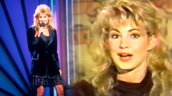 Faith hill Songs | Faith Hill - Take Me As I Am (Live - 1994 CMA's) | Country Music Videos