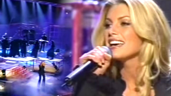 Faith hill Songs | Faith Hill - There Will Come A Day (Live - 2000 CMA Awards) (WATCH) | Country Music Videos