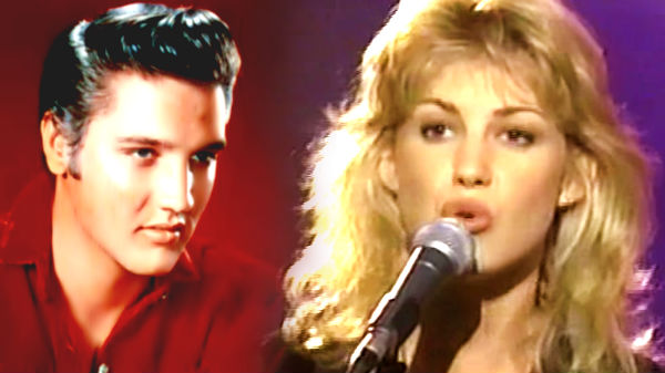 Faith hill Songs | Faith Hill - Trying To Get To You (Elvis Tribute Show 1994) | Country Music Videos