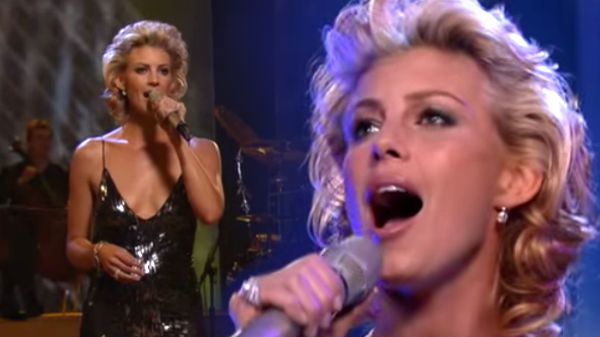 Faith hill Songs | Faith Hill - When The Lights Go Down (Live) | Country Music Videos