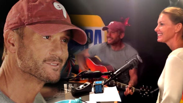 Tim mcgraw Songs | Faith Hill Surprises Tim McGraw In The Studio (WATCH) | Country Music Videos