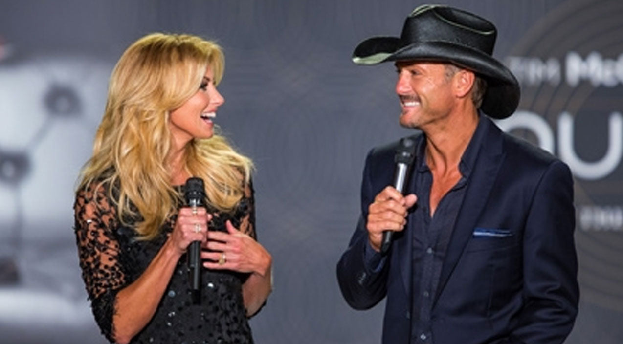 Faith hill Songs | Faith Hill and Tim McGraw Discuss More Children and Rumors (CUTE!) (VIDEO) | Country Music Videos