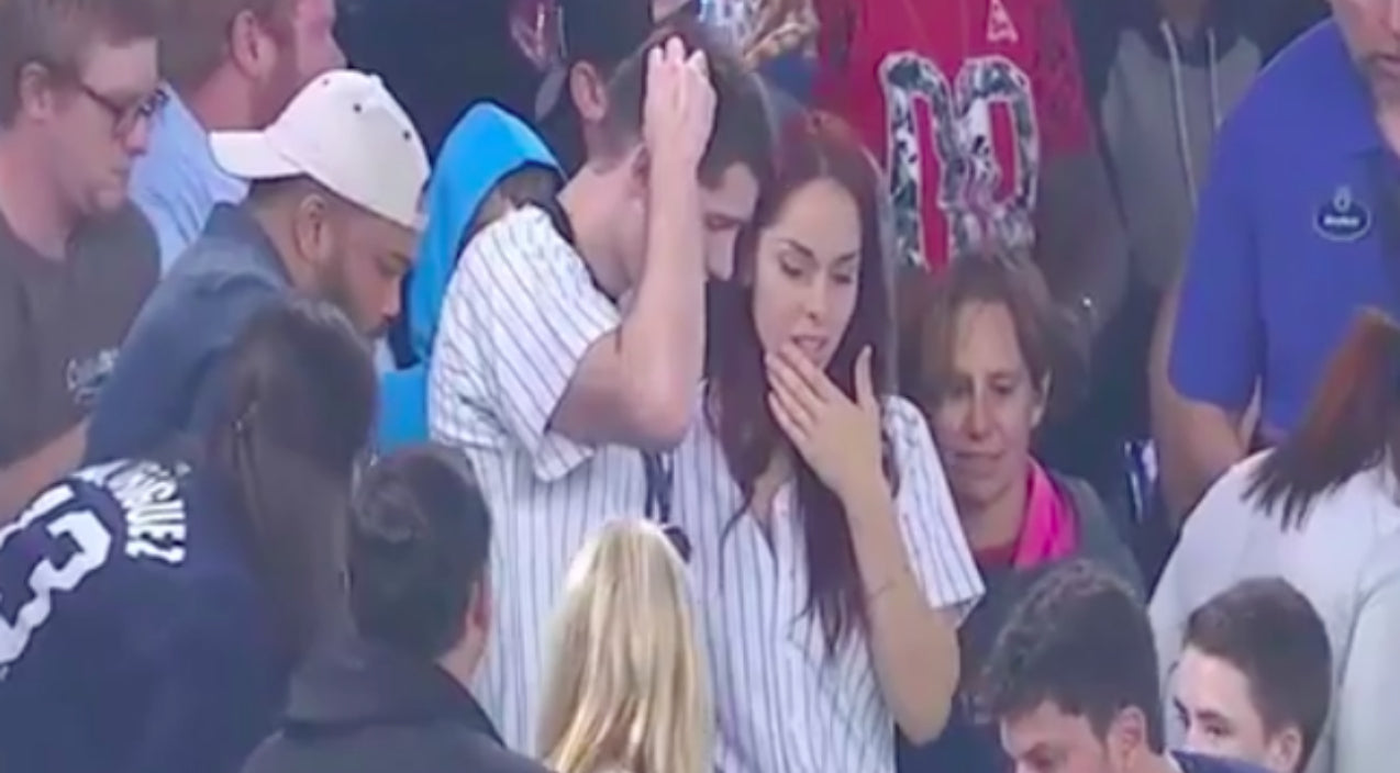 Brooks & dunn Songs | Fan Drops Ring In Stands While Proposing To Girlfriend On Screen During Baseball Game | Country Music Videos