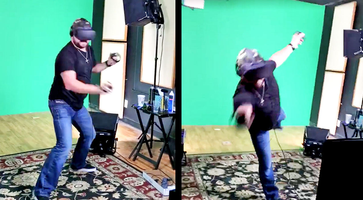 Tyler farr Songs | Country Star's Virtual Bar Fight Ends In Hysterical Epic Fail | Country Music Videos