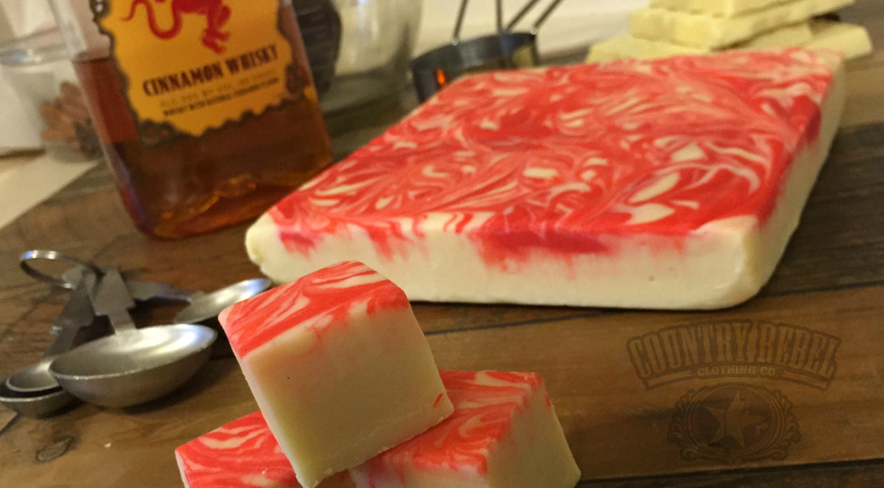 Festive Fireball Fudge Will Be The Life Of Your Party | Country Music Videos