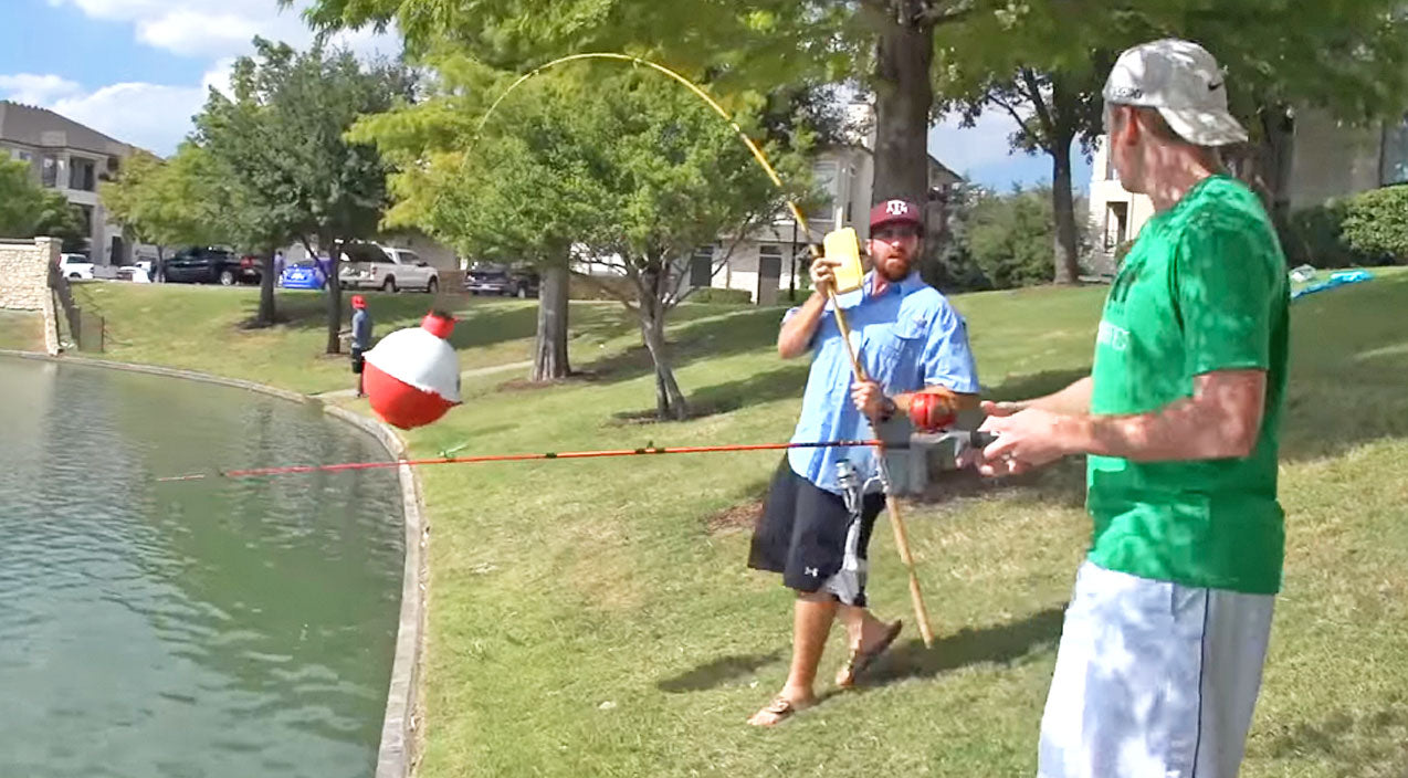 Dude perfect Songs | Hilarious Fishing Stereotypes Taken To A Whole New Level | Country Music Videos