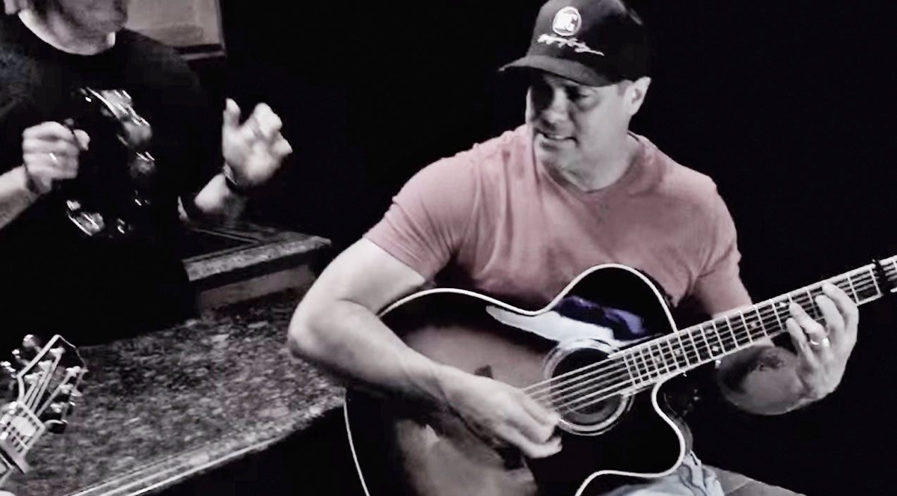Montgomery gentry Songs | Mesmerizing Acoustic 'Folks Like Us' Video Takes You Behind The Scenes With Eddie & Troy | Country Music Videos