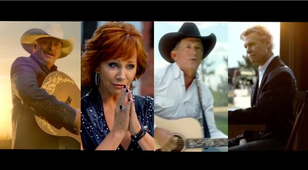 Forever country Songs | 'Forever Country' Producer Reveals Other Songs That Were Considered For History Making Mashup | Country Music Videos