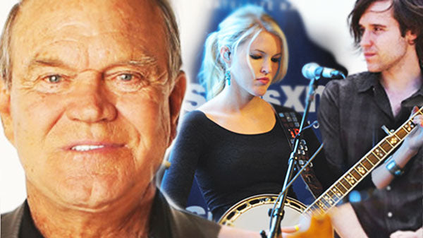 Glen campbell Songs | 'Remembering' - Ashley & Shannon Campbell's Latest Song For Dad Glen | Country Music Videos