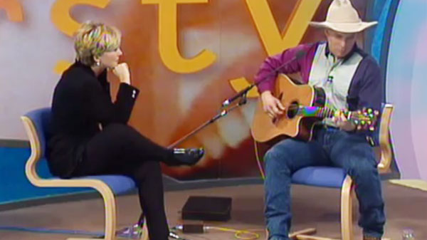 Garth Brooks - Kirsty TV Show Interview - Music, Fatherhood and Love | Country Music Videos