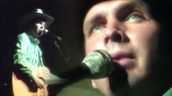 Garth Brooks - Starry Starry Night | Country Music Videos