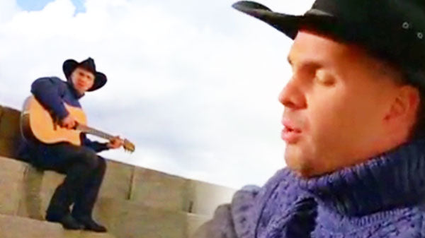 Garth Brooks - That Ol' Wind | Country Music Videos