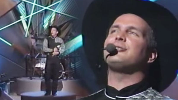 Garth Brooks - The River | Country Music Videos