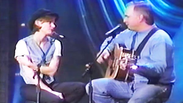 Garth Brooks and Martina McBride - Rare Interview Singing Biggest Hits! (WATCH) | Country Music Videos