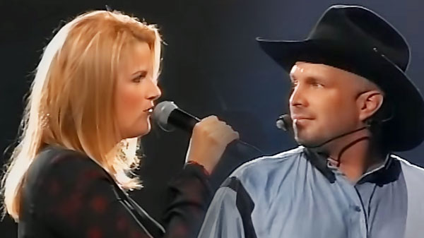 Garth Brooks and Trisha Yearwood - DUET - Where Your Road Leads (VIDEO) | Country Music Videos