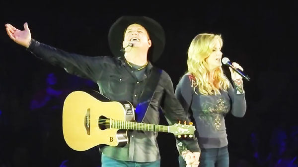 Garth Brooks and Trisha Yearwood - Walkaway Joe | Country Music Videos