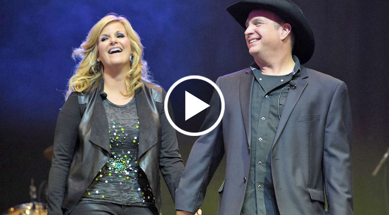 Garth brooks trisha yearwood unlock their secret to a for Is garth brooks and trisha yearwood still married