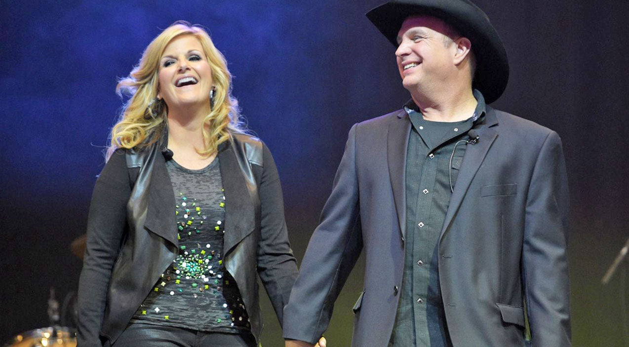 Trisha yearwood Songs | Garth Brooks & Trisha Yearwood Unlock Their Secret To A Happy Marriage | Country Music Videos