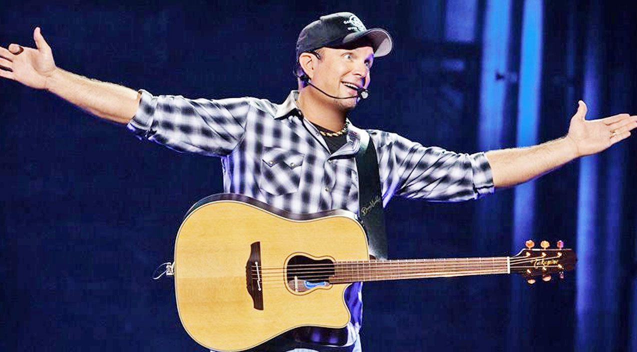 Garth brooks Songs | Garth Brooks Has An Exclusive Surprise For His Vegas Return | Country Music Videos