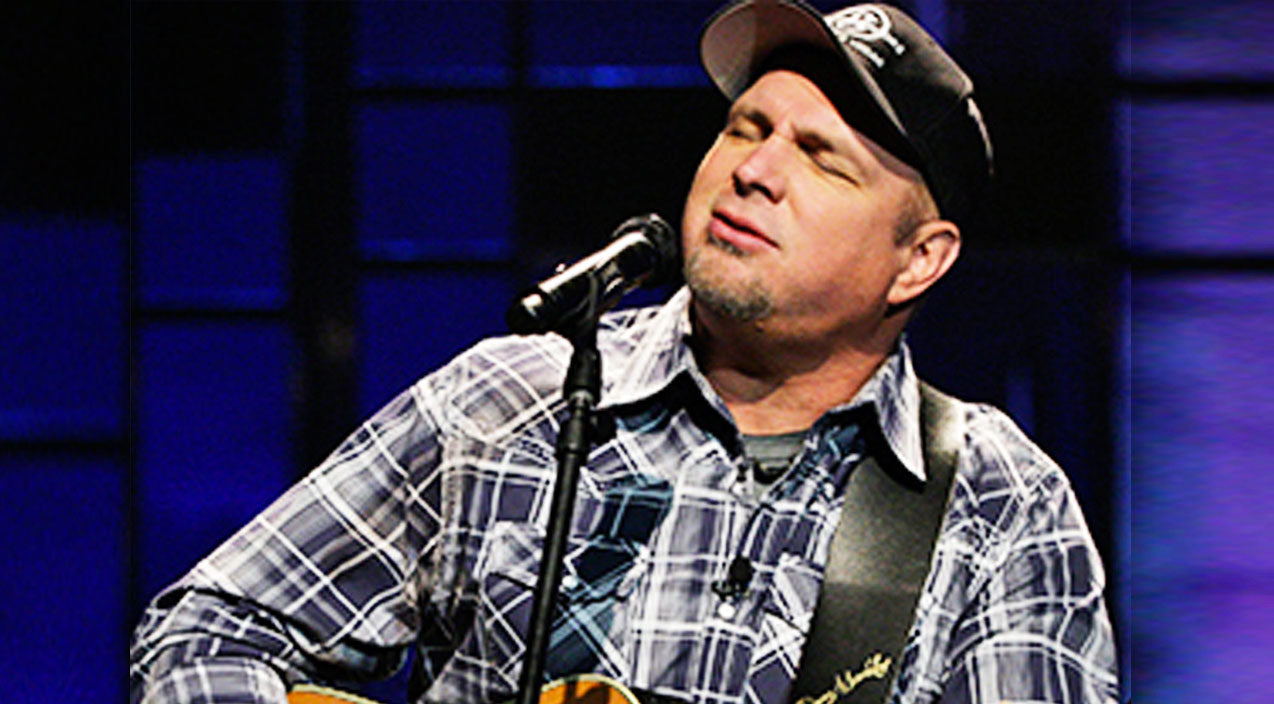 Garth brooks Songs | Garth Brooks Speaks To The Heart About A Lover Lost In 'What She's Doing Now' | Country Music Videos