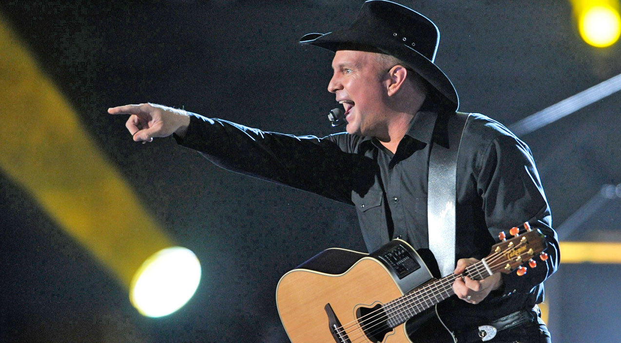 Garth brooks Songs   Garth Brooks Lets Fans Pick His Duet Partner   Country Music Videos