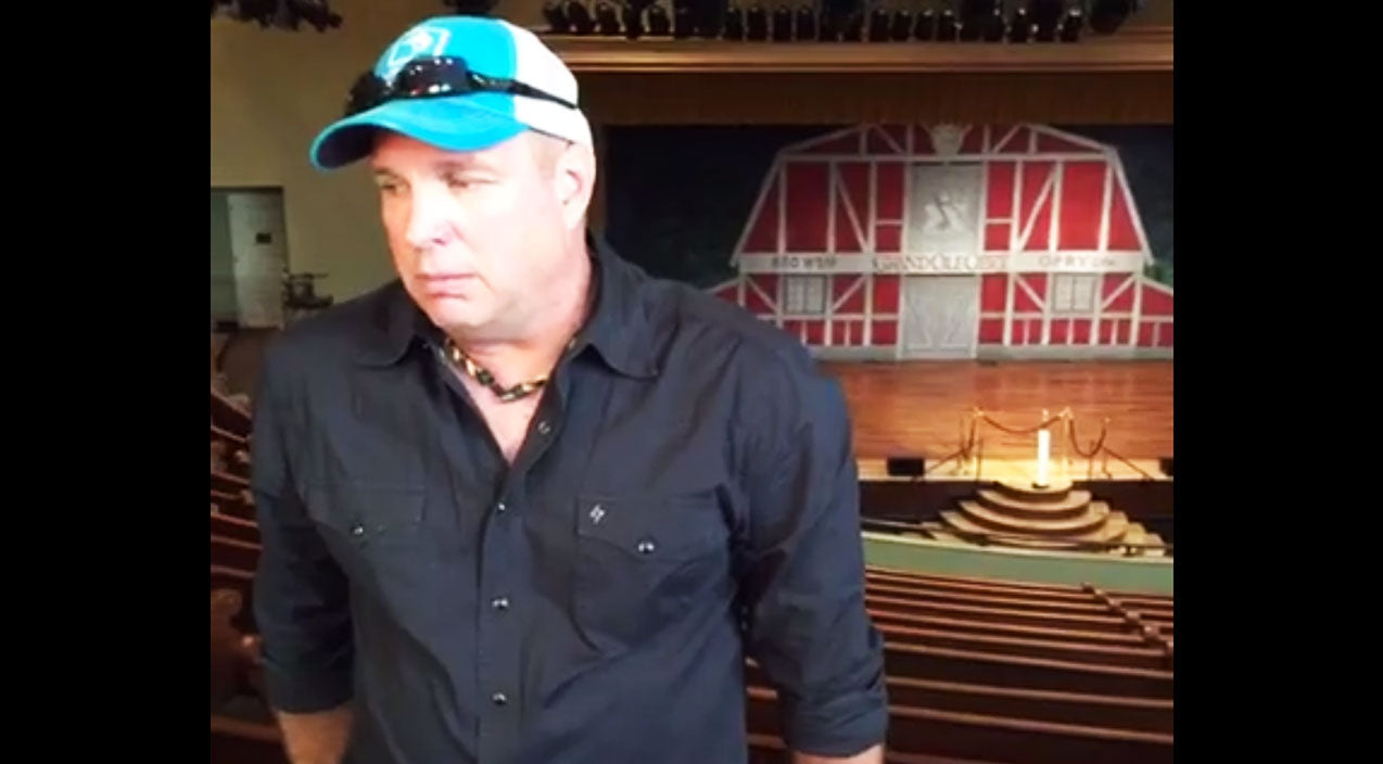 Modern country Songs | Emotional Garth Brooks Explains Why He's Refusing To Sing His Own Song At The Ryman | Country Music Videos
