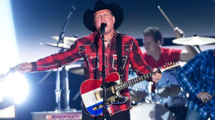 Garth brooks Songs   Garth Brooks Gives Heartbreaking Veterans Day Tribute Of Battle Song 'Belleau Wood'   Country Music Videos