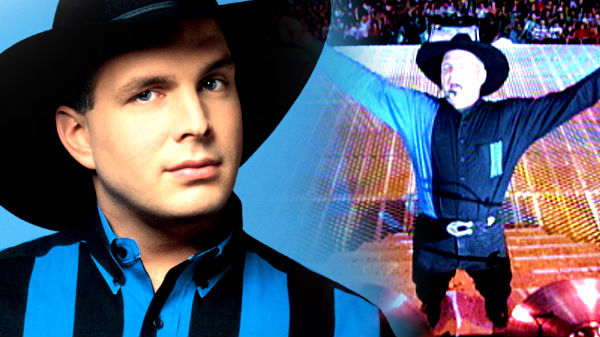 Garth brooks Songs | Garth Brooks - Ain't Going Down ('Till The Sun Comes Up) (Official Video) | Country Music Videos