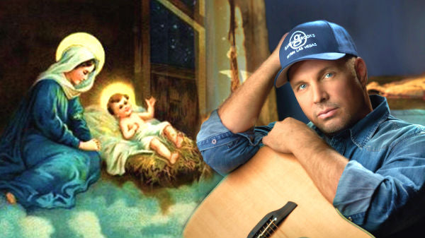 Garth brooks Songs | Garth Brooks - Baby Jesus Is Born (VIDEO) | Country Music Videos
