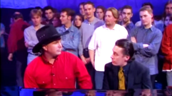 Garth brooks Songs | Garth Brooks - Interview with Jools Holland (VIDEO) | Country Music Videos