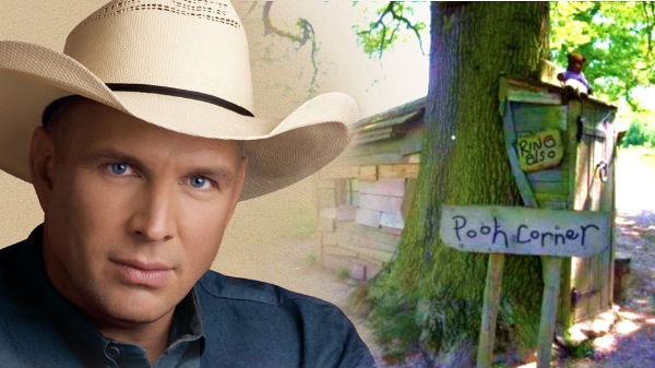 Garth brooks Songs | Garth Brooks - The House At Pooh Corner (VIDEO) | Country Music Videos