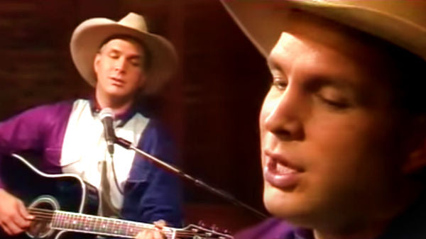 Garth brooks Songs | Garth Brooks - Unanswered Prayers (Rare NZ Interview) (VIDEO) | Country Music Videos