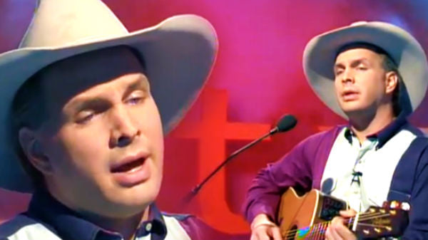 Garth brooks Songs | Garth Brooks Interview (circa 1995) | Country Music Videos