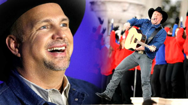 Garth brooks Songs | Garth Brooks Medley - Inaugural Celebration At The Lincoln Memorial (VIDEO) | Country Music Videos