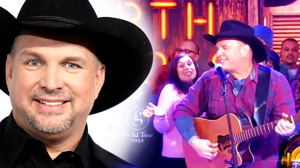 Garth brooks Songs | Garth Brooks Performs 'Friends in Low Places' on Today Show (VIDEO) | Country Music Videos
