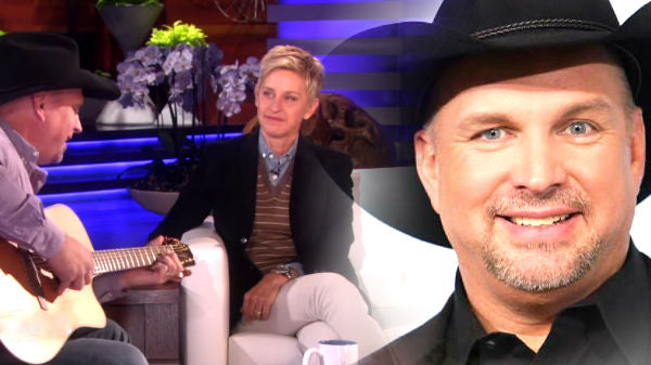 Garth brooks Songs | Garth Brooks Performs 'Mom' on the Ellen Show (VIDEO) | Country Music Videos