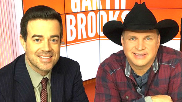 Garth brooks Songs | Garth Brooks Reveals His Favorite Albums (Today Show) (VIDEO) | Country Music Videos